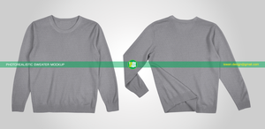 S_001 (Sweater Front Back) 06 by MockupMaker