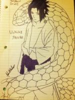 Avenger of the Uchiha by Jhackney1337