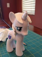 Sculpted Mane WIP by IronBatMaiden91