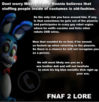 Five Nights at Freddys 2 [Lore explained] by pablocp