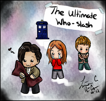 Ultimate Doctor Who Slash by Ai-hime