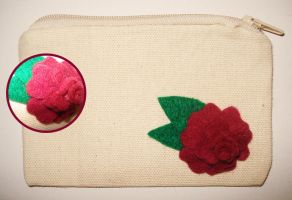 coin case :: rose by psycolicious
