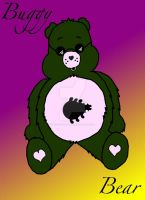 Buggy Bear Shino by missionquestthing