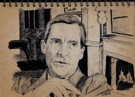 More JB Holmes by coldcase1