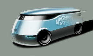 VW combi concept by Phil-Candy