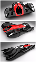 Batmobile Revamp by Pixel-pencil