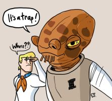 It's a Trap by theEyZmaster