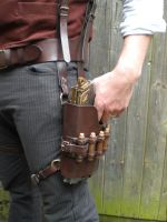 Steampunkholster-4 by Leder-Joe