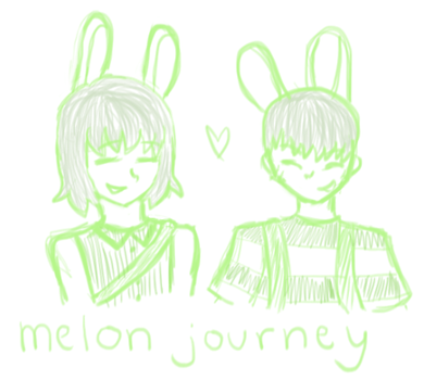 melon journey by SayItFromYourHeart
