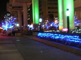 Illumination for christmas 2 by JPN-TSUCCHIE