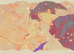 130624 | Tuxedo Mask x Sailor Moon by LaiilaNana