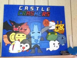 Castle Crashers by carnations1995