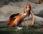 Mermaid Gezzilyn - Come Get Wet! by sirenabonita