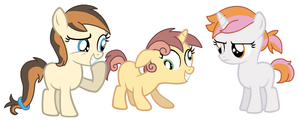The ButtonBelle Sisters by srbarker