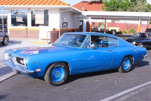 1969 Barracuda by StallionDesigns
