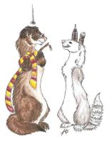 Twist in HarryPotter by shiftyferret