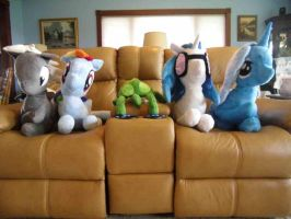 The Giant Pony Army Takes Over by munchforlunch