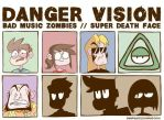 Danger Vision cast by nasakii