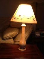 sycamore lamp by U140