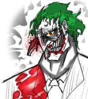 Joker. by TOTOPO