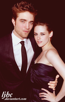 Robsten at the Oscars by LJHC
