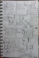 Fable 2 Quick Sketch Comic Page 21 by Tinalbion