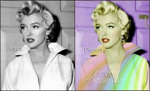 MM in pastel color by Carla Fuchs by CarlaBabi