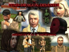 The Pend-Dragon Disaster by EUAN-THE-ECHIDHOG