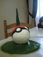 Pokeball Part II by Alella85
