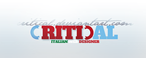 ID LOGOTYPE by criticalGFX