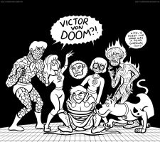 Scooby Doom by CrackpotComics