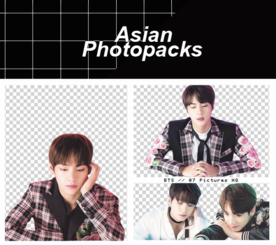 Pack Png 049 // BTS. by xAsianPhotopacks