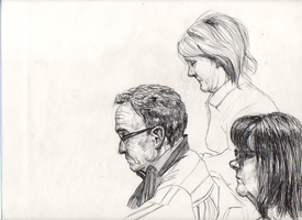 observation life drawings by BryanHeemskerk