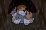 It May Be Raining Cats and Dogs... by angeltiger777