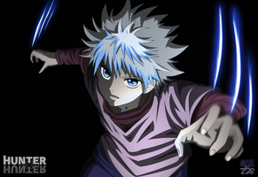 Dont mess with Killua by shoenengz