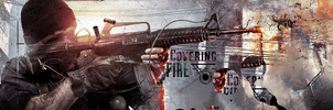 Covering Fire by Wcreates