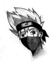 kakashi yet again by girlngreen7