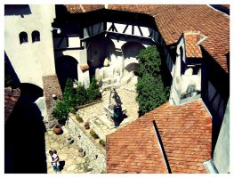 Bran Castle II by whisper-my-name17