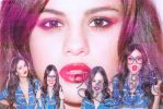 Selena Gomez blend. by BreakinRo