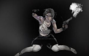 Final Tomb Raider by didag12