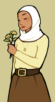 roses by White-pine
