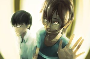 Zankyou no Terror by MonsterSquid
