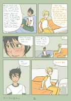 HS - Jake x Dirk - On a Friendly Basis - Page 2 by ChibiEdo