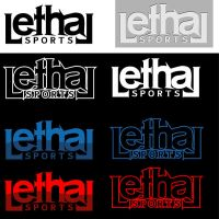Lethal Sports Logo by deadspirit6