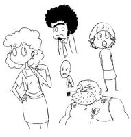 Drawing old designs by tyokio