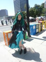fanime 2013 Queen Chrysalis by Speedway66