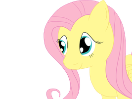 Oh! Hi there little Miss Fluttershy. by Red-M-17