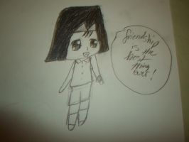 Chibi Tea Gardner by Fallinginreverse1298