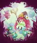 Dragon Trainer Lulu by inkinesss