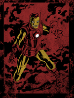 ChrisSamnee's Iron Man Colored by centric-prometheus